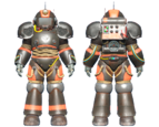 CC-00 power armor BOS paint