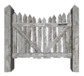 FO4 Picket fence gate.png