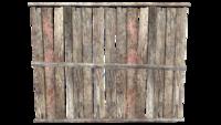 FO4 Shack Wall Wood Planks