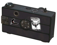 FO76 Atomic Shop - Mothman camera paint back