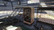 FO76 Groves family cabin (North Star)