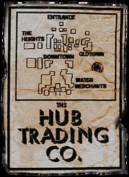 Fo1 Hub Townmap
