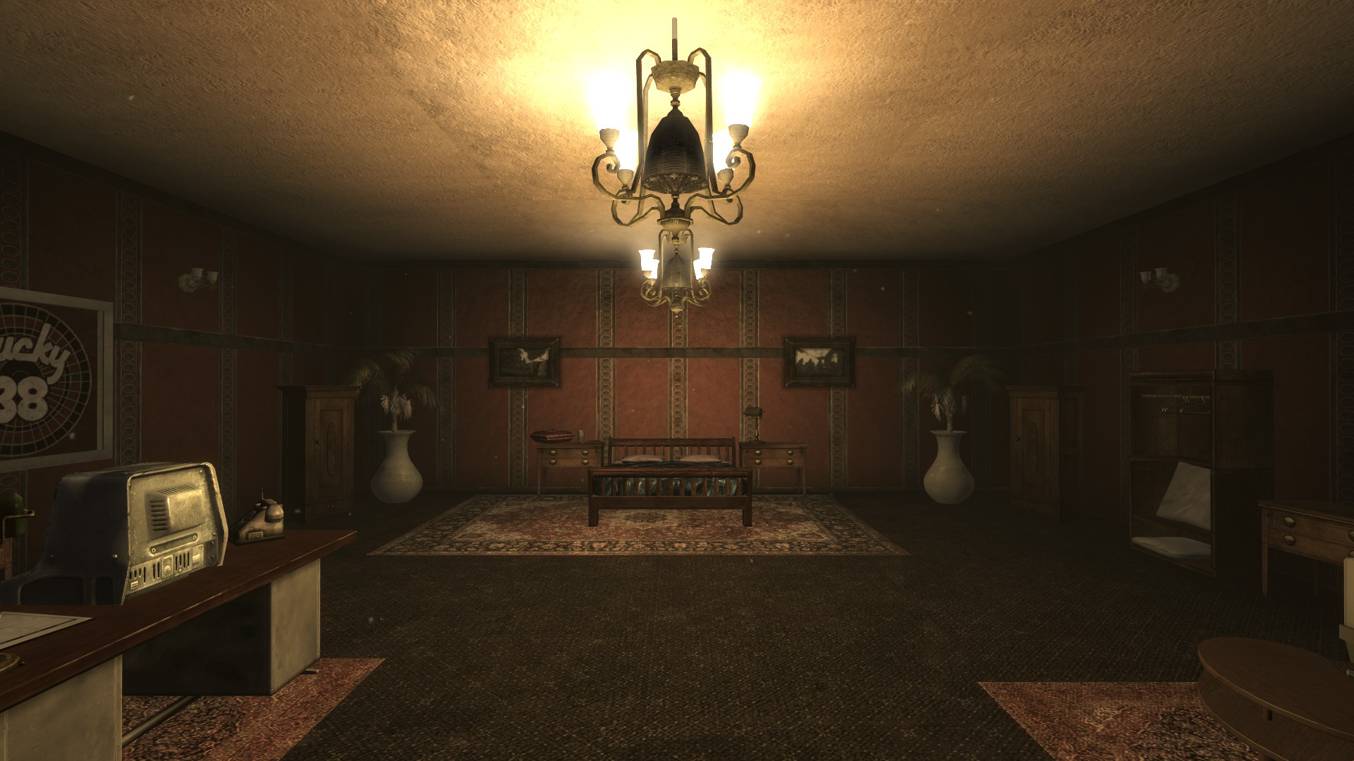 Lucky 38 presidential suite | Fallout Wiki | FANDOM powered
