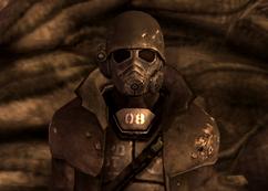 NCR Ranger Veteran commander