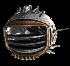 Crows eyebot helmet