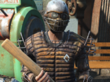 Diamond City security