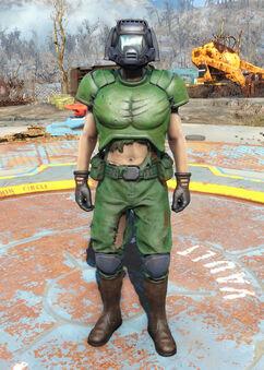 Doom marine armor