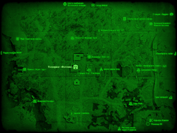 FO4 Универмаг «Фэллонс» (карта мира)