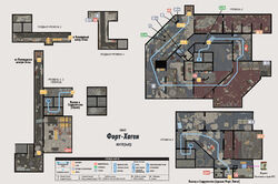 FO4 Fort Hagen inside