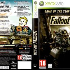 Box art for the Xbox 360 Game of the Year edition (European version)