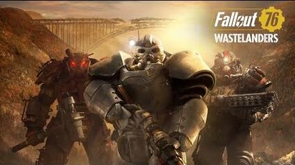 Fallout 76 Wastelanders - Primer tráiler oficial