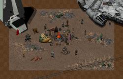 Star Wars gathering