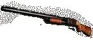 Tactics pump-action shotgun