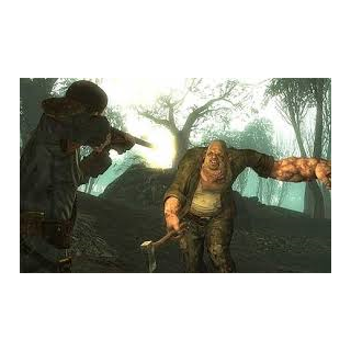 Player combat with a tracker