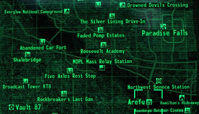 Image - Arefu loc.jpg | Fallout Wiki | FANDOM powered by Wikia