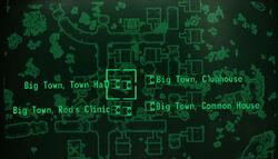 BT Town Hall loc