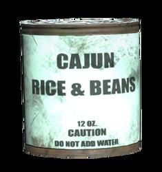 Cajun rice & beans