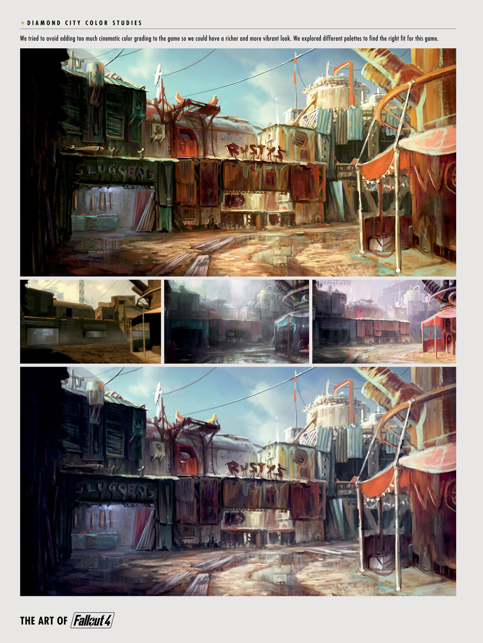 Image diamond city color studiesg fallout wiki fandom diamond city color studiesg geenschuldenfo Images