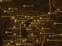 FNV Карта ЛАКИ 38