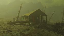 FO4 Abandoned shack