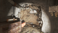 FO4 Backyard Bunker Interior 2