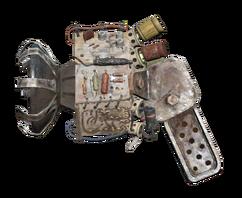 FO76 Gamma gun