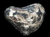 Black titanium ore