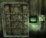 Arlington sewer locked basement door