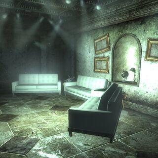 Elder Lyons' room inside B Ring