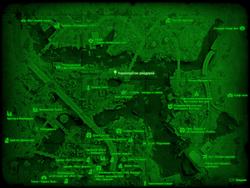 FO4 Наркопритон рейдеров (карта мира)