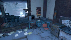 FO4 RD Terminal (Arcjet Systems)