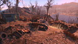 FO4 Robotics disposal ground