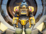 Excavator power armor