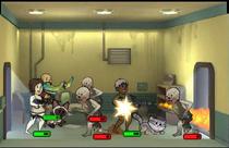 FOS - Quest - Zeit für den Grand Slam - Kampf 4