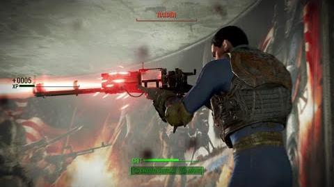 Fallout 4 Compilación de combate