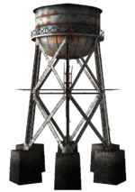Fo3 water tower