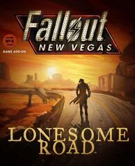 Lonesome Road DLC cover art