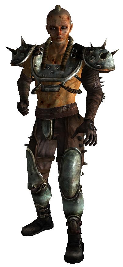 Raider Throwdown Armor