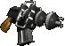 Tactics ppk12 gauss pistol