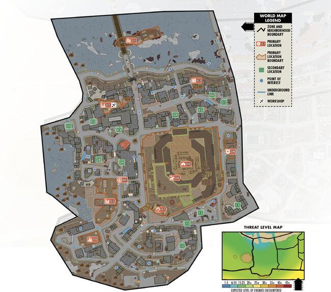 Zone 9 Neighborhood The Fens