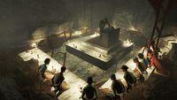 Altar scene Dunwich Borers