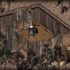 Bob's shack