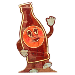 Стенд Пляшки