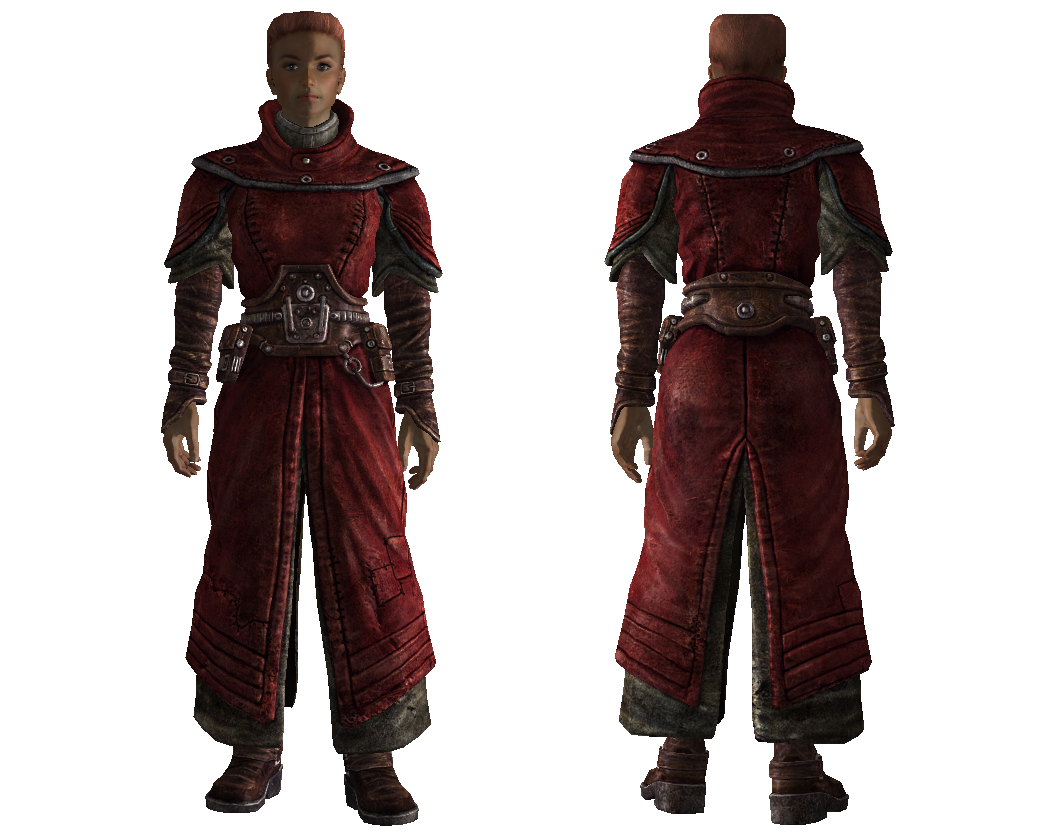 Scribe Robe Fallout New Vegas Fallout Wiki Fandom Powered By