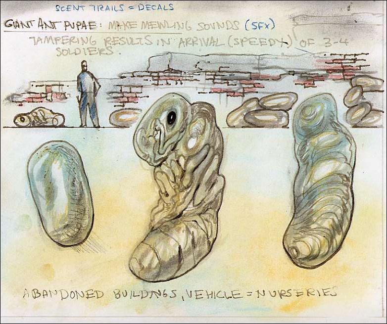 image f03 giant ant concept art 02 jpg fallout wiki fandom