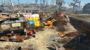 FO4 Hub City Auto Wreckers (1)