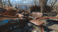 FO4 Robotics disposal ground exterior 3