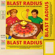 FO4 blast radius board gameprewar