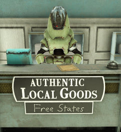 FO76 Free States vendor