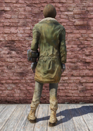 FO76 Scavenger Outfit Back